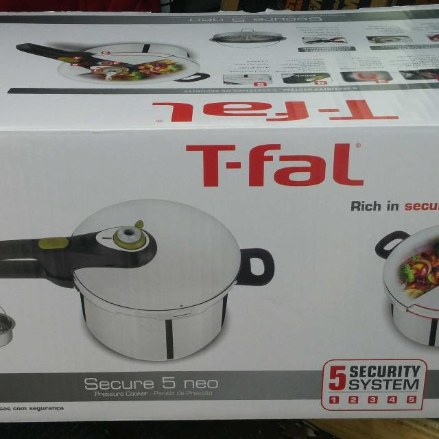 Find More T Fal 4l 42 Qt Stainless Steel Pressure Cooker For Sale