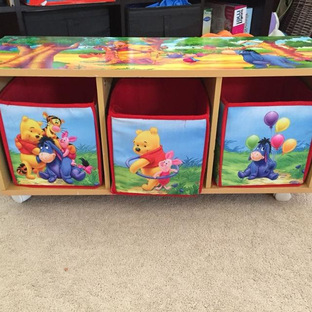 Find more Winnie The Pooh Toy Organizer. for sale at up to 90% off