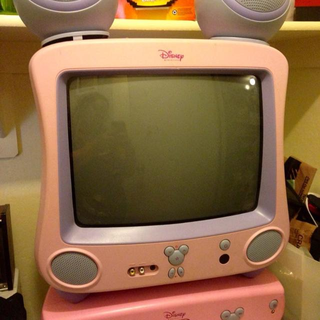 Find More Disney Minnie Mouse Tv/dvd Combo With Remote For