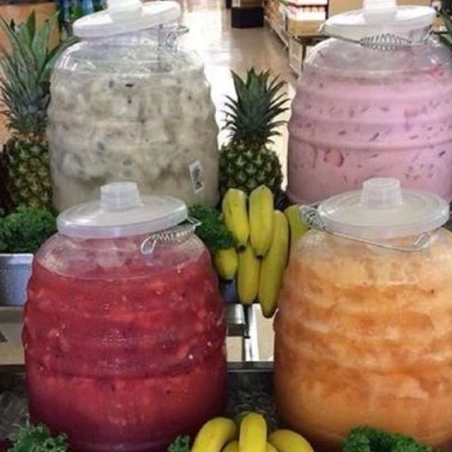 Agua Fresca Jamaica 10