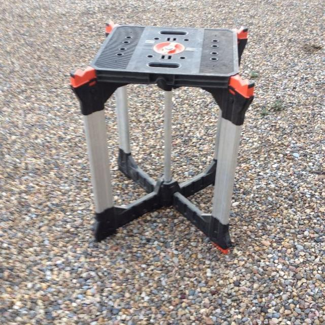 Find More Black And Decker Collapsible Folding Work Stand