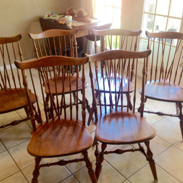 Maple Kitchen Chair Summervilleaugusta Org