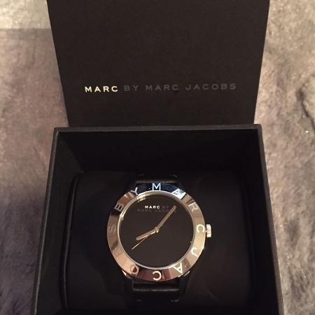 BNIB Marc jacobs watch with black... for sale  Canada