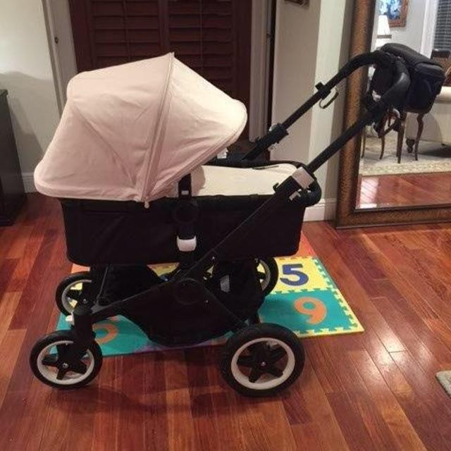 Best Bugaboo Buffalo Stroller With Bassinet For Sale In Fort