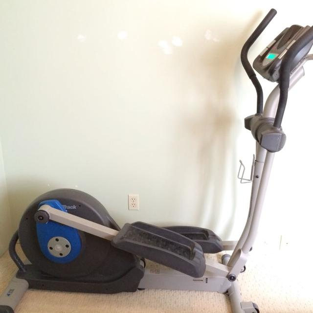 Find More Guc Nordictrack 130 Elliptical Trainer Space