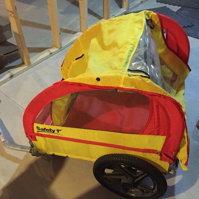 Safety 1st Bike Trailer