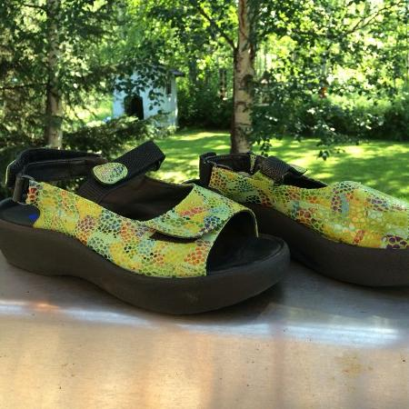 Used, Orthodox walking sandals for sale  Canada