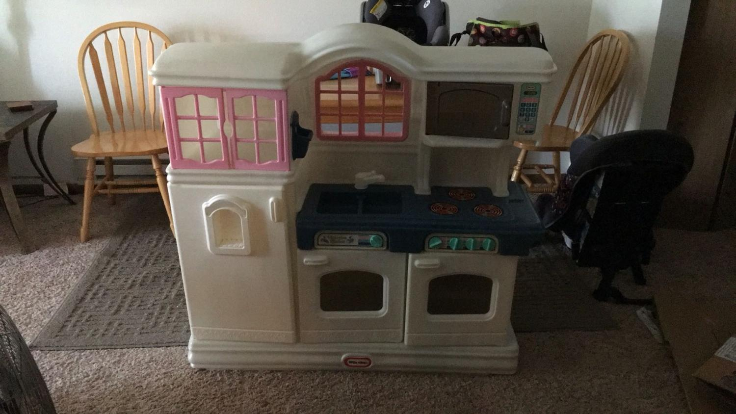 Find More Little Tikes Vintage Victorian Cottage Playhouse Kitchen For Sale At Up To 90 Off