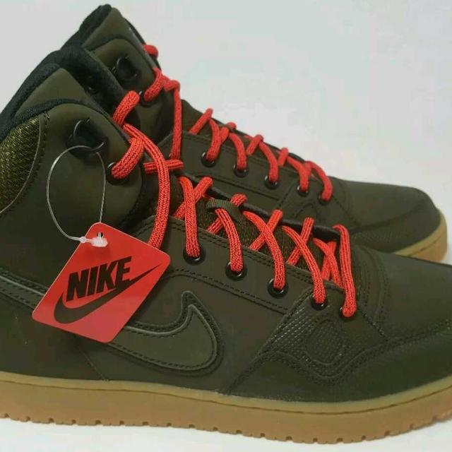 894fab564a67 Find more Nwt 8.5 Nike Son Of Force Mid Winter Dark for sale at up ...