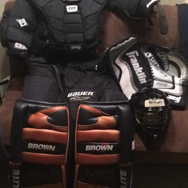 Best Ice Hockey Goalie Equipment For Sale In Nashville Tennessee