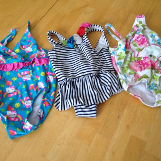 d969cba0c8 Best Price Reduced***** Bathing Suits. Hello Kitty, Garnet Hill, And  Target.euc for sale in Camden, Maine for 2019