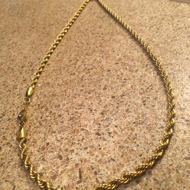 Best Fake Gold Chain 60cm for sale in Côte Saint-Luc 01e99f377fb3