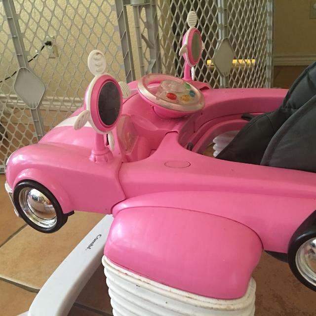 fd568c85c3a2 Find more Combi Pink Cadillac Walker bouncer Combo for sale at up to ...