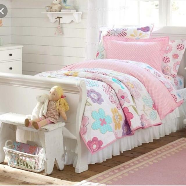 Find More Pottery Barn Kids Logan Twin Sleigh Bed For Sale At Up To