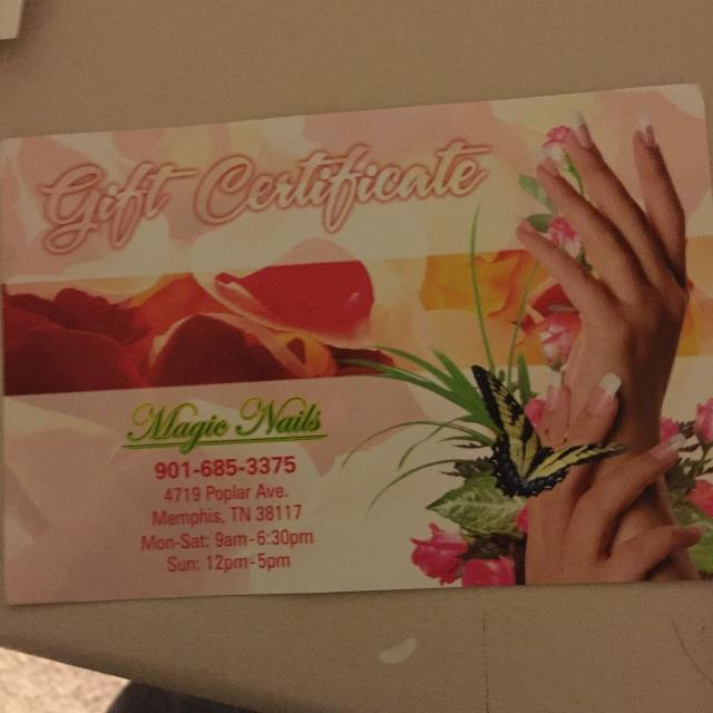 Find More 50 Gift Certificate For Reduced Price Of 20 Gift