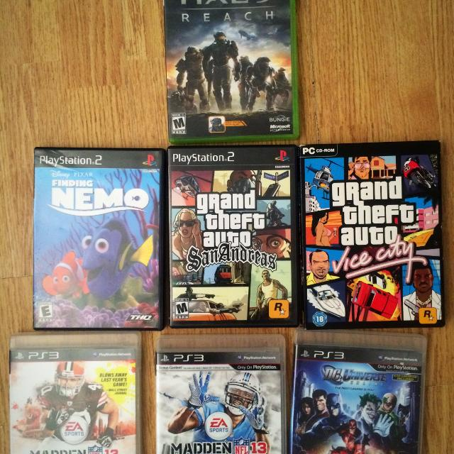 ps3 games rom