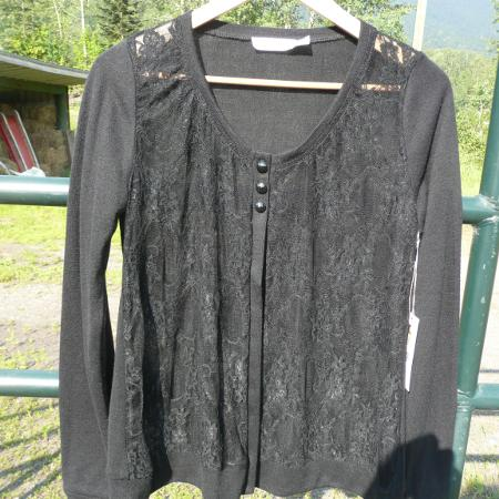 Lace Front Cardigan for sale  Canada