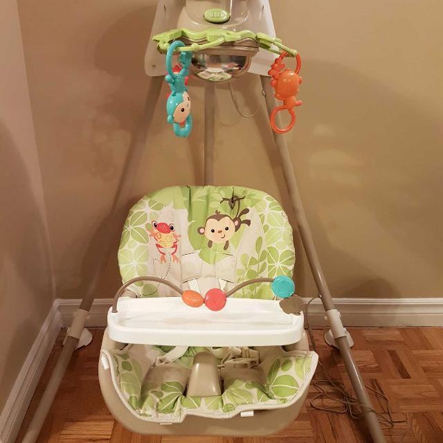 Baby Swings Fisher Price Cradle N Swing Rainforest Friends
