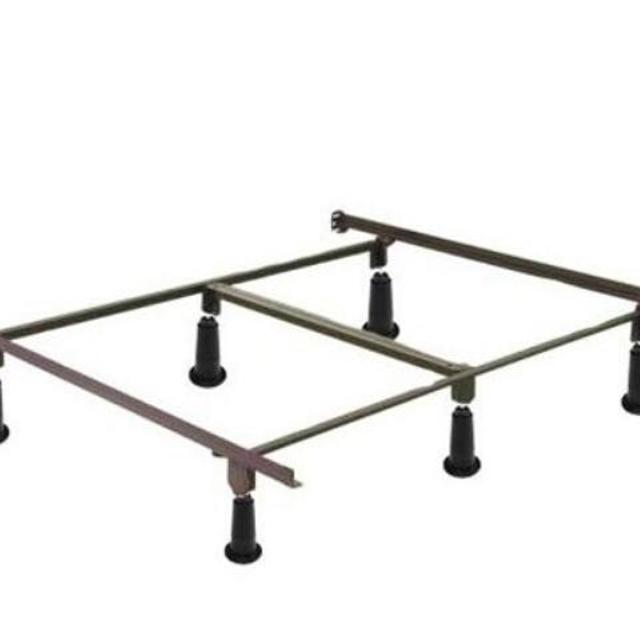 Best Metal Ca King Size Bed Frame With Legs for sale in San Rafael ...