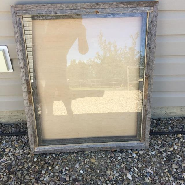 Find more Barnwood Picture Frame For 20x24 Picture for sale at up to ...