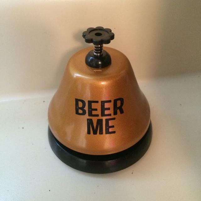 Image result for More Beer Bell