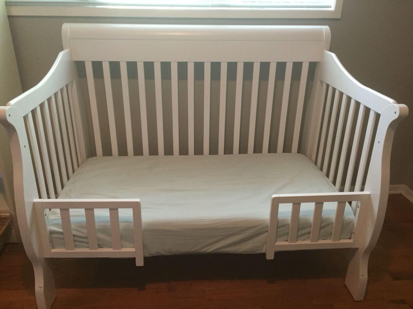 Crib for sale victoria bc - Find More Bily Sydney Crib And Toddler Bed For Sale At Up To 90 Off Victoria Bc