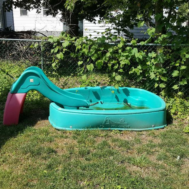 find more step 2 big splash center pool for sale at up to 90 off