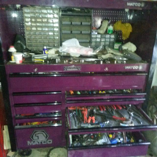 Looking For: Matco tool box in Fort Worth, Texas for 2019