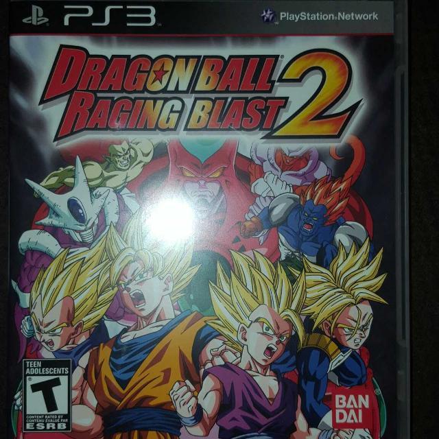 Dragon Ball: Raging Blast 2 - Playstation 3