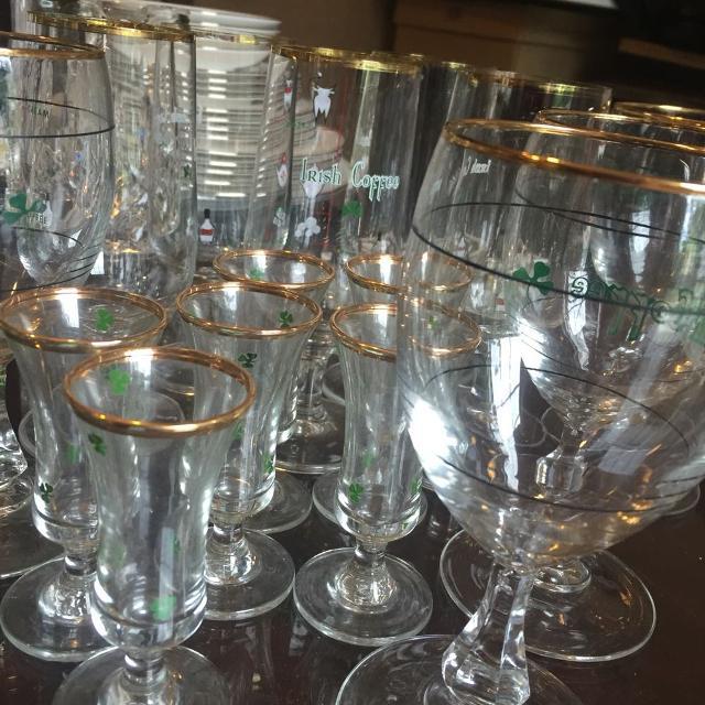 Best Vintage Irish Coffee Gles For