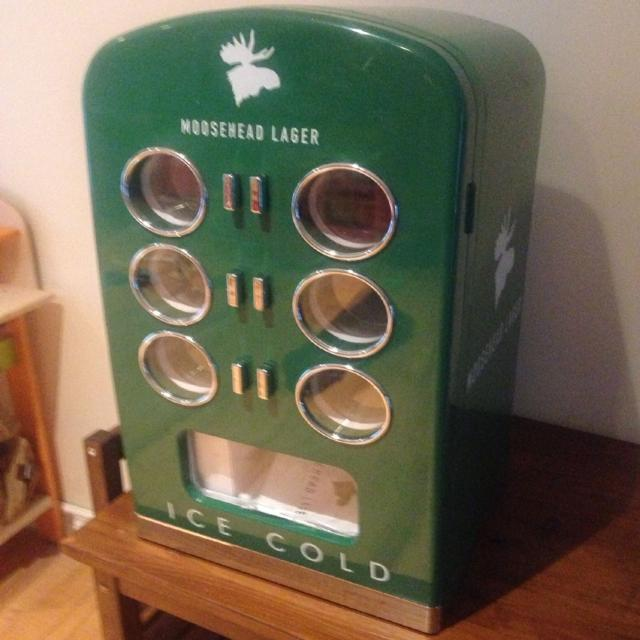 Man Cave Refrigerator For Sale : Find more brand new moose head beer fridge for the man