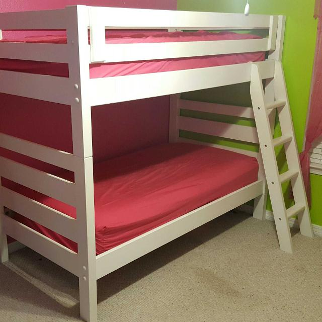Pier 1 Kids Wood Bunk Beds Free Delivery