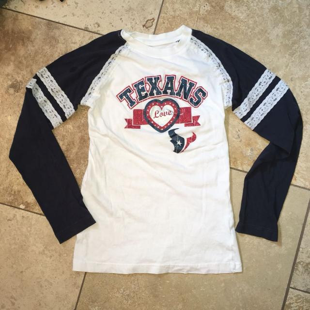 Find more Houston Texans Football Shirt Girls Xl 14 16 Will Also For ... c814e6f60