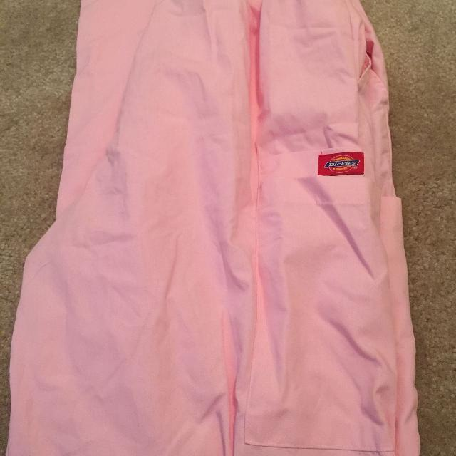 21a23152bf8 Find more Light Pink Dickies Scrub Pants for sale at up to 90% off