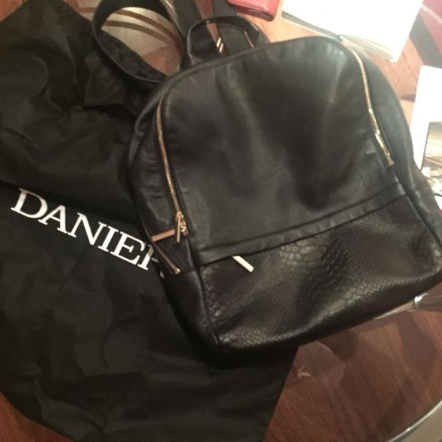 Find more Danier Leather Backpack for sale at up to 90% off ...