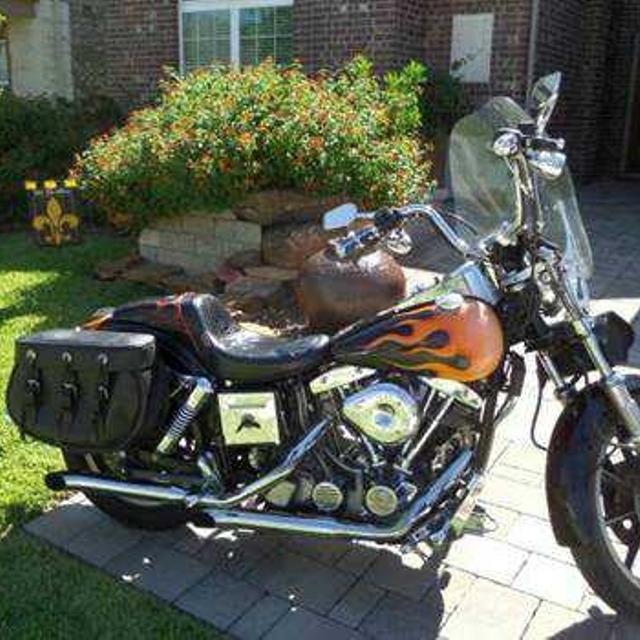 Vintage 1980 Harley Davidson FLH Shovelhead