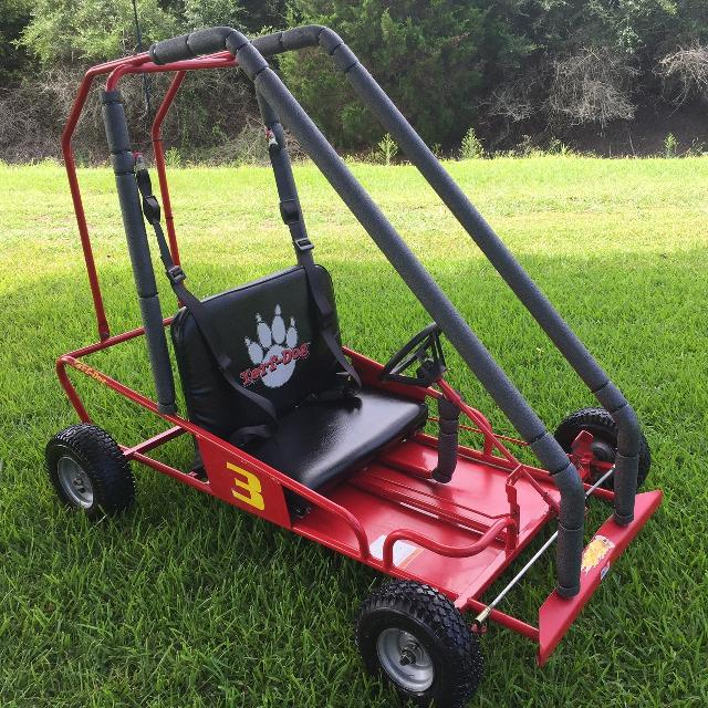 Yerf Dog Go Kart - American made - Many new parts - Alvin - $550