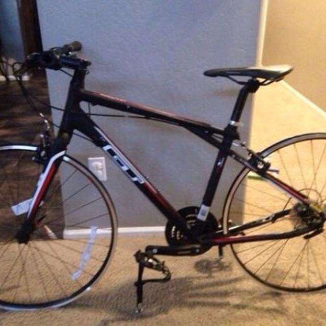 Find More Gt Adult Vantara Comp Hybrid Bike For Sale At Up To 90