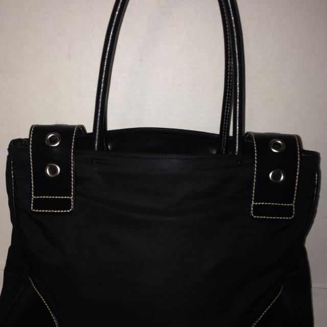 Find more Authentic Prada Tessuto Black Shoulder Bag Purse Tote for ... 630fd92621a2c