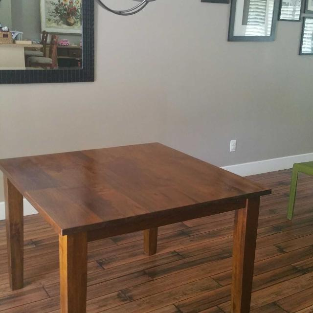 Crate Barrel Dining Table Basque Collection