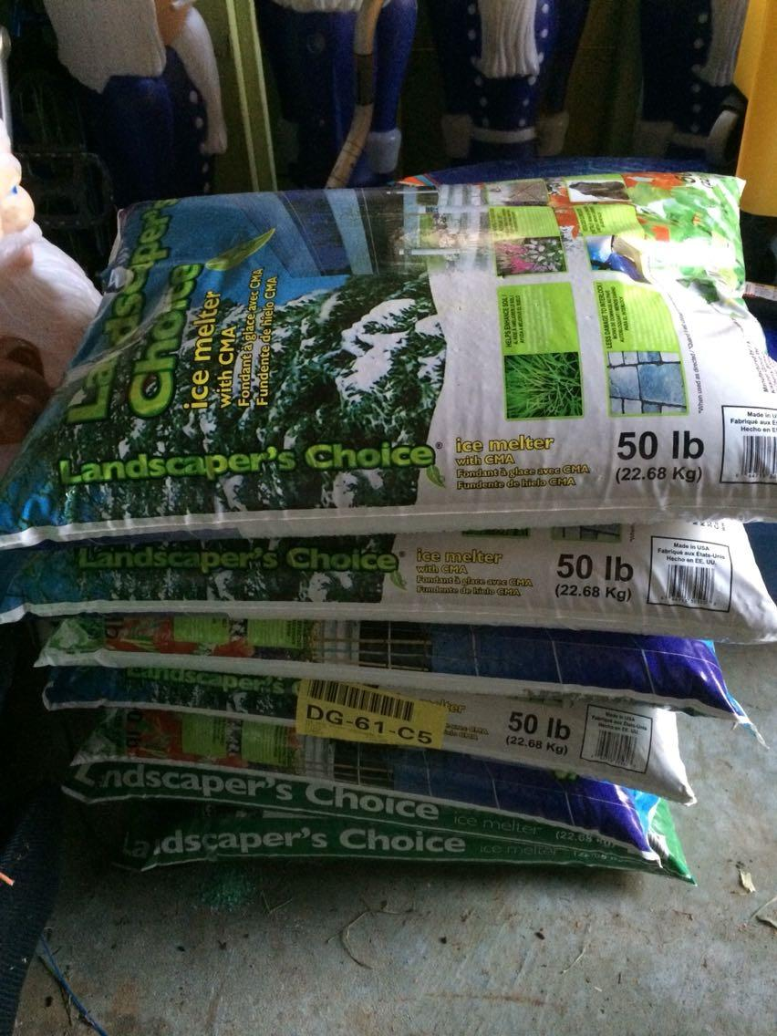 Find More Landscapers Choice Ice Melter 6 Bags 50lbs Each For Sale At Up To 90 Off
