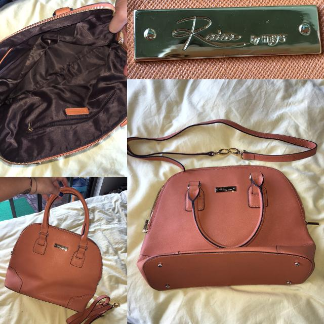 Authentic Leather Raisa By Heys Purse