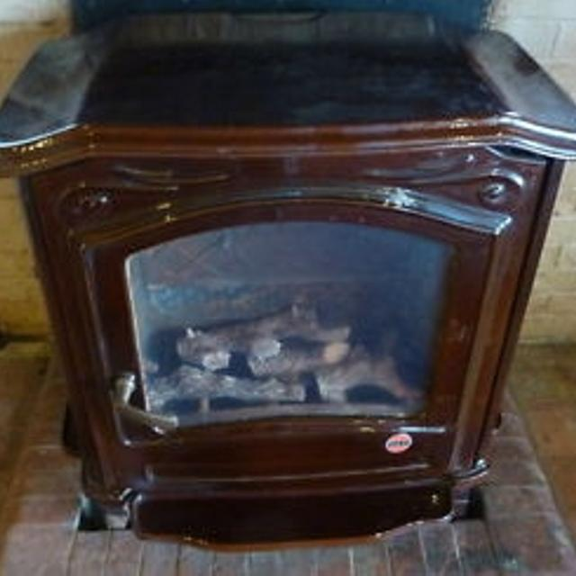Efel (Belgian) Natural Gas Stove>>REDUCED ... - Best Efel (belgian) Natural Gas Stove>>reduced Price! For Sale In
