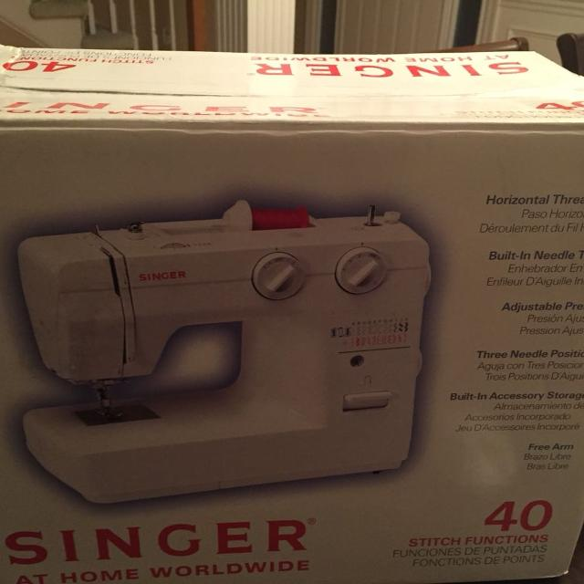 Find More Singer Sewing Machine Model 40 For Sale At Up To 40% Off Custom Singer 1120 40 Stitch Function Sewing Machine