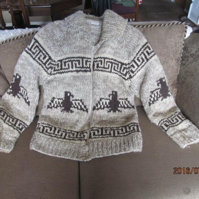 3c6949795489 Best Authentic Cowichan Sweater for sale in Victoria