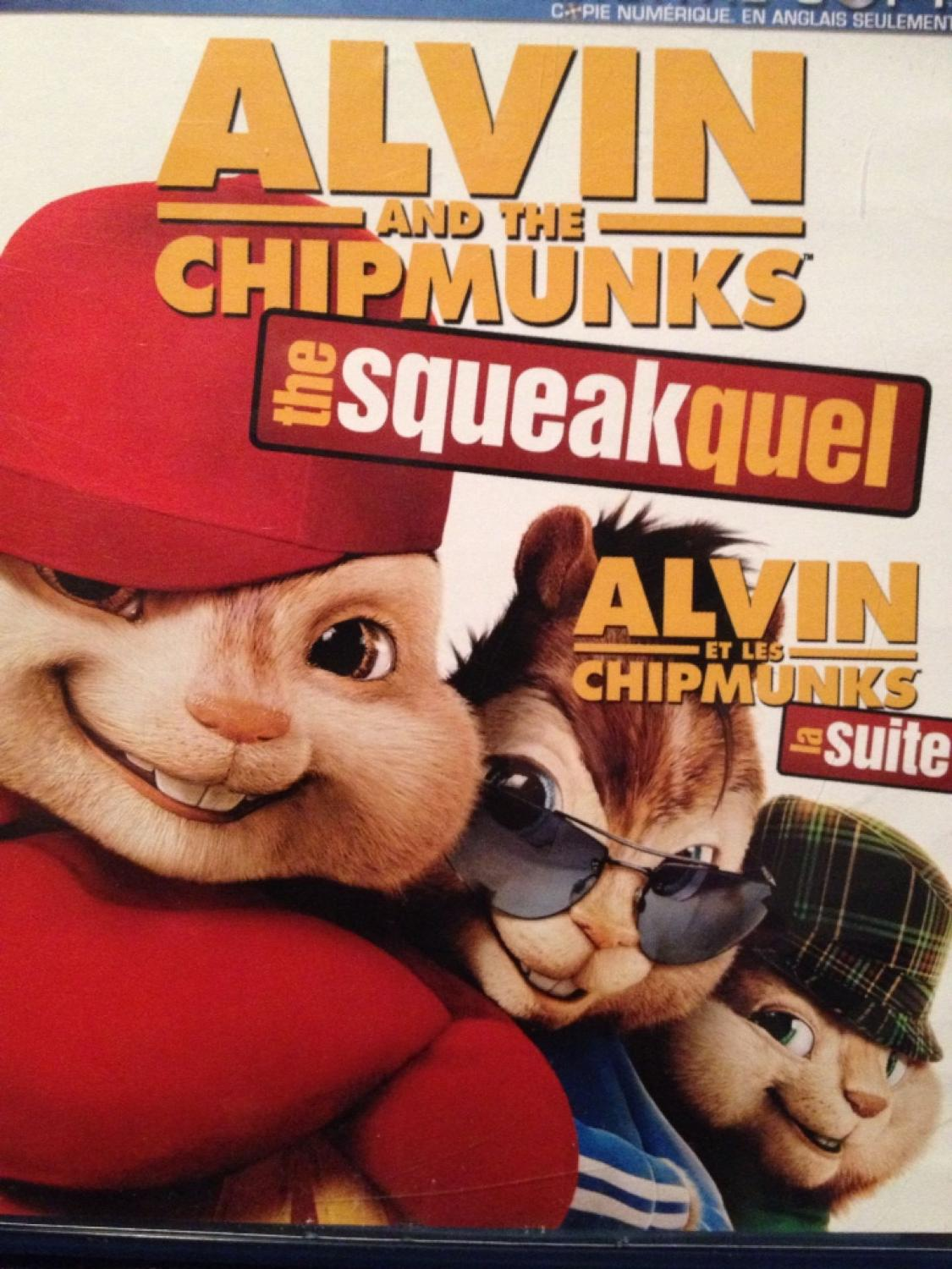 Best 10 Alvin And The Chipmunks The Squeakquel Blu Ray Check Out