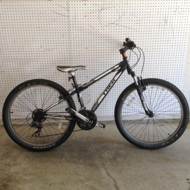 Find more Trek 820 Steel Mountain Bike.13 Inch Frame And 26 Inch ...