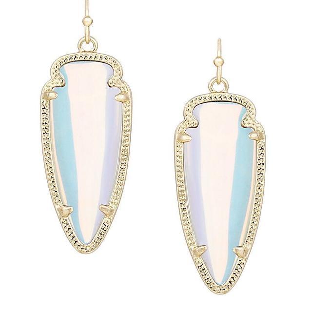 Kendra Scott Sky Earrings In Iridescent