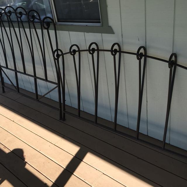 Pier One Rustic Metal Bed Frames