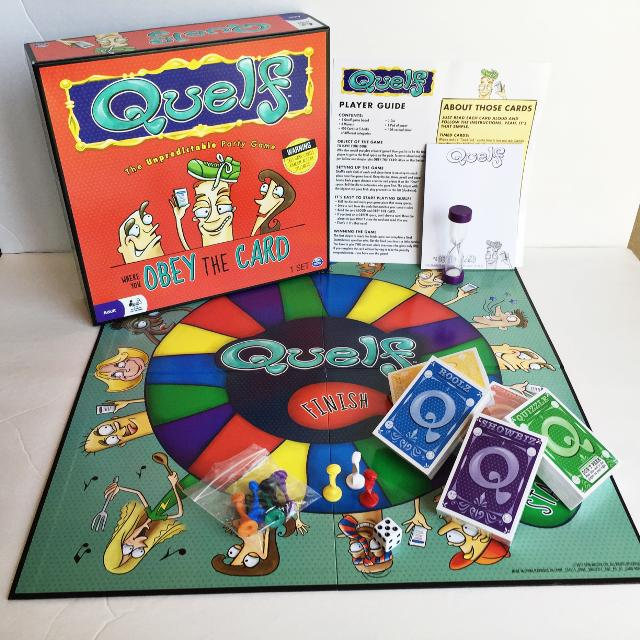 Find More Quelf The Board Game For Sale At Up To 90 Off